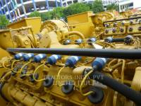GENSET STATIONARY - NATURAL GAS G3412TA equipment  photo 12