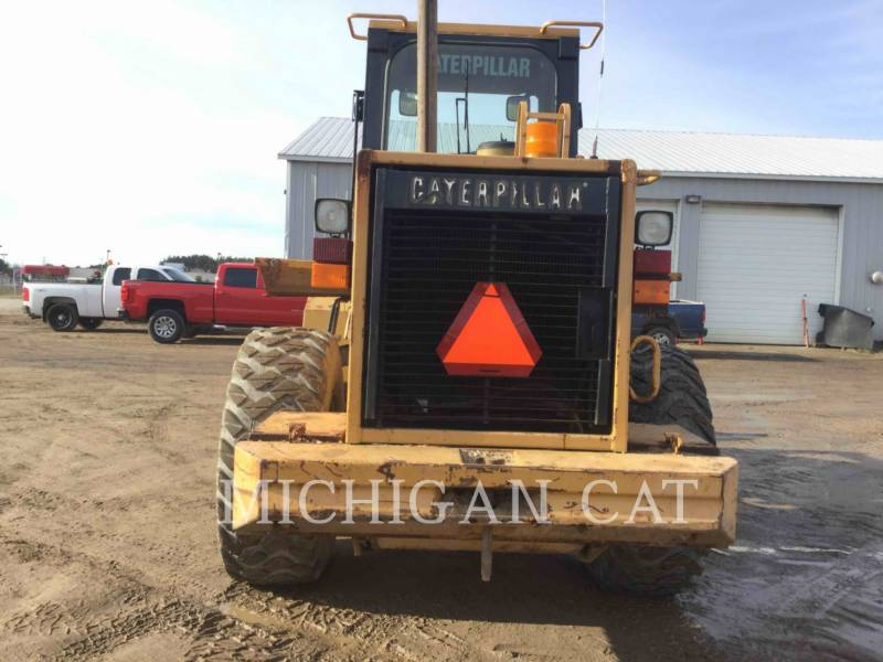 CATERPILLAR PALE GOMMATE/PALE GOMMATE MULTIUSO 938F equipment  photo 18