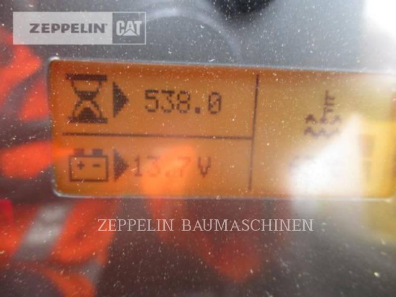 CATERPILLAR ŁADOWARKI TELESKOPOWE TH417C equipment  photo 11