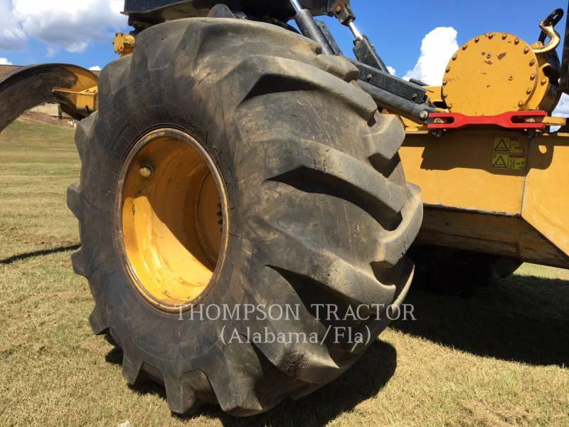 CATERPILLAR FORESTRY - SKIDDER 525D equipment  photo 7