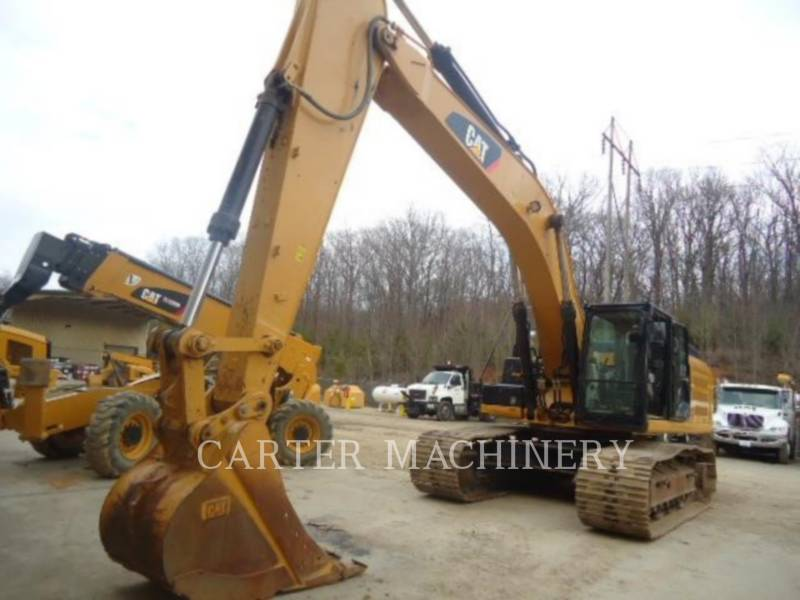 CATERPILLAR トラック油圧ショベル 336EH 12 equipment  photo 2