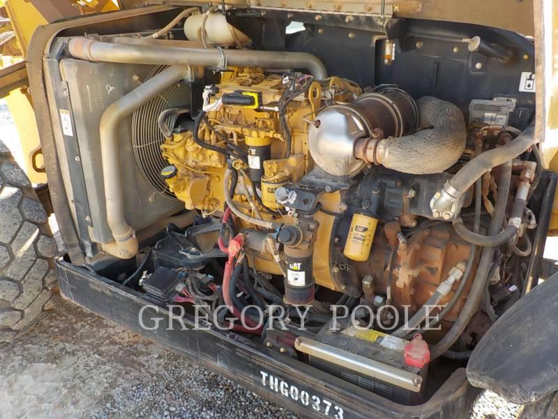 CATERPILLAR TELEHANDLER TL642C equipment  photo 18