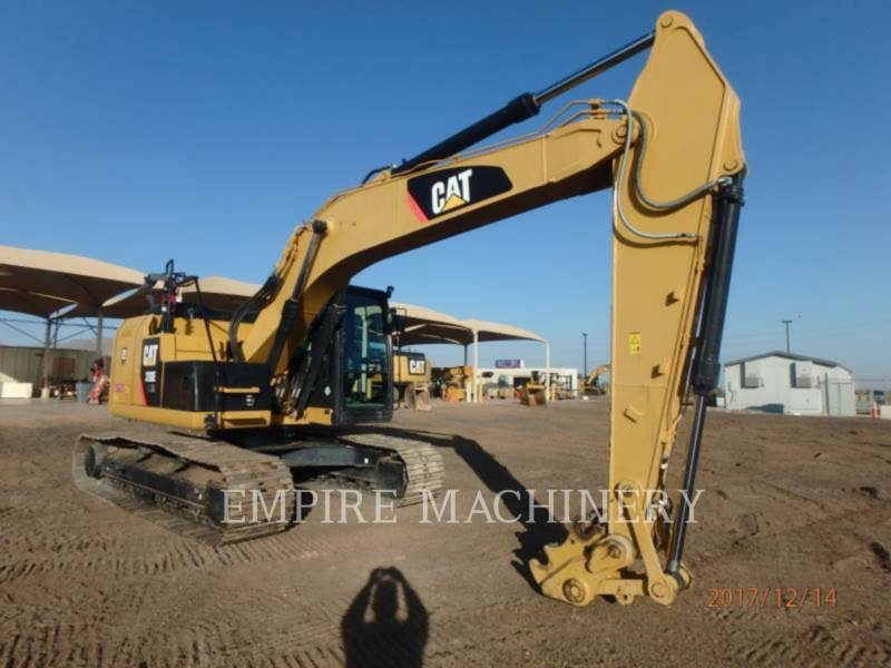 CATERPILLAR PELLES SUR CHAINES 320ELRR equipment  photo 1