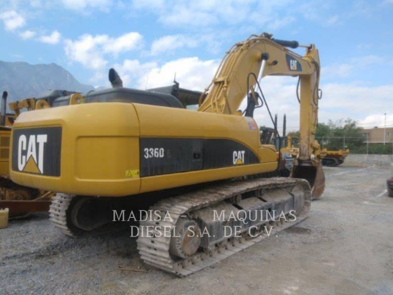 CATERPILLAR EXCAVADORAS DE CADENAS 336DL equipment  photo 3