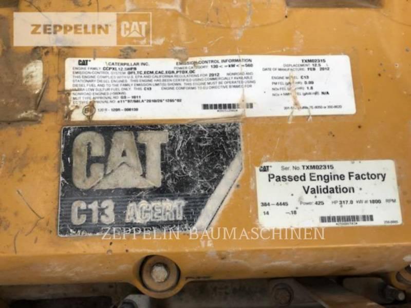 CATERPILLAR EXCAVADORAS DE CADENAS 349EL equipment  photo 18