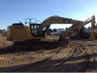 CATERPILLAR KETTEN-HYDRAULIKBAGGER 329EL TC equipment  photo 4