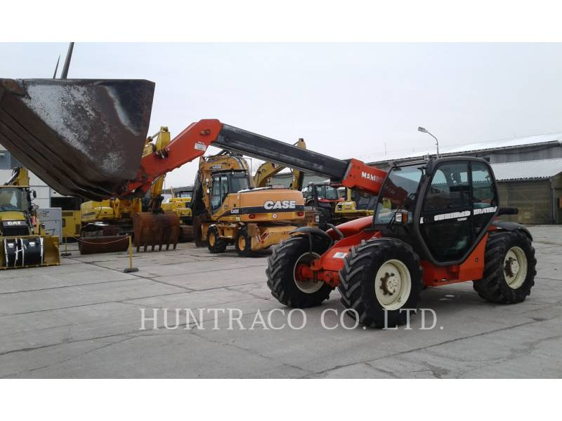 MANITOU BF S.A. MANIPULADORES TELESCÓPICOS MTL633-120LS equipment  photo 5