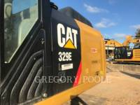 CATERPILLAR トラック油圧ショベル 329EL equipment  photo 16