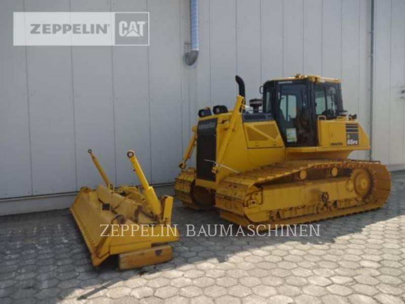 KOMATSU LTD. CIĄGNIKI GĄSIENICOWE D65PX equipment  photo 1