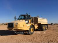Equipment photo CATERPILLAR 730C WT WATER WAGONS 1