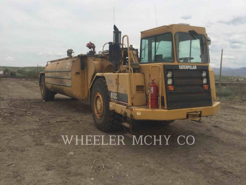 CATERPILLAR MOTOESCREPAS WT 613C WW equipment  photo 4
