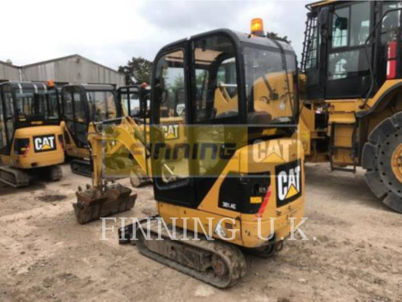 CATERPILLAR PELLES SUR CHAINES 301.4CEXCB equipment  photo 1