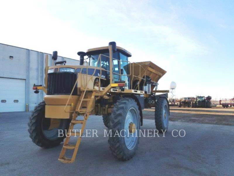ROGATOR ROZPYLACZ RG1386 equipment  photo 1