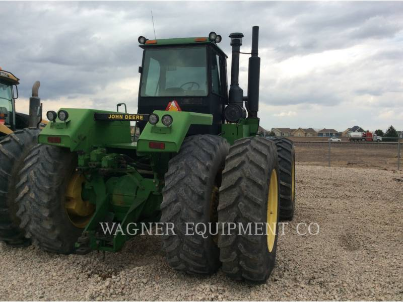 DEERE & CO. AG TRACTORS 8760 equipment  photo 3