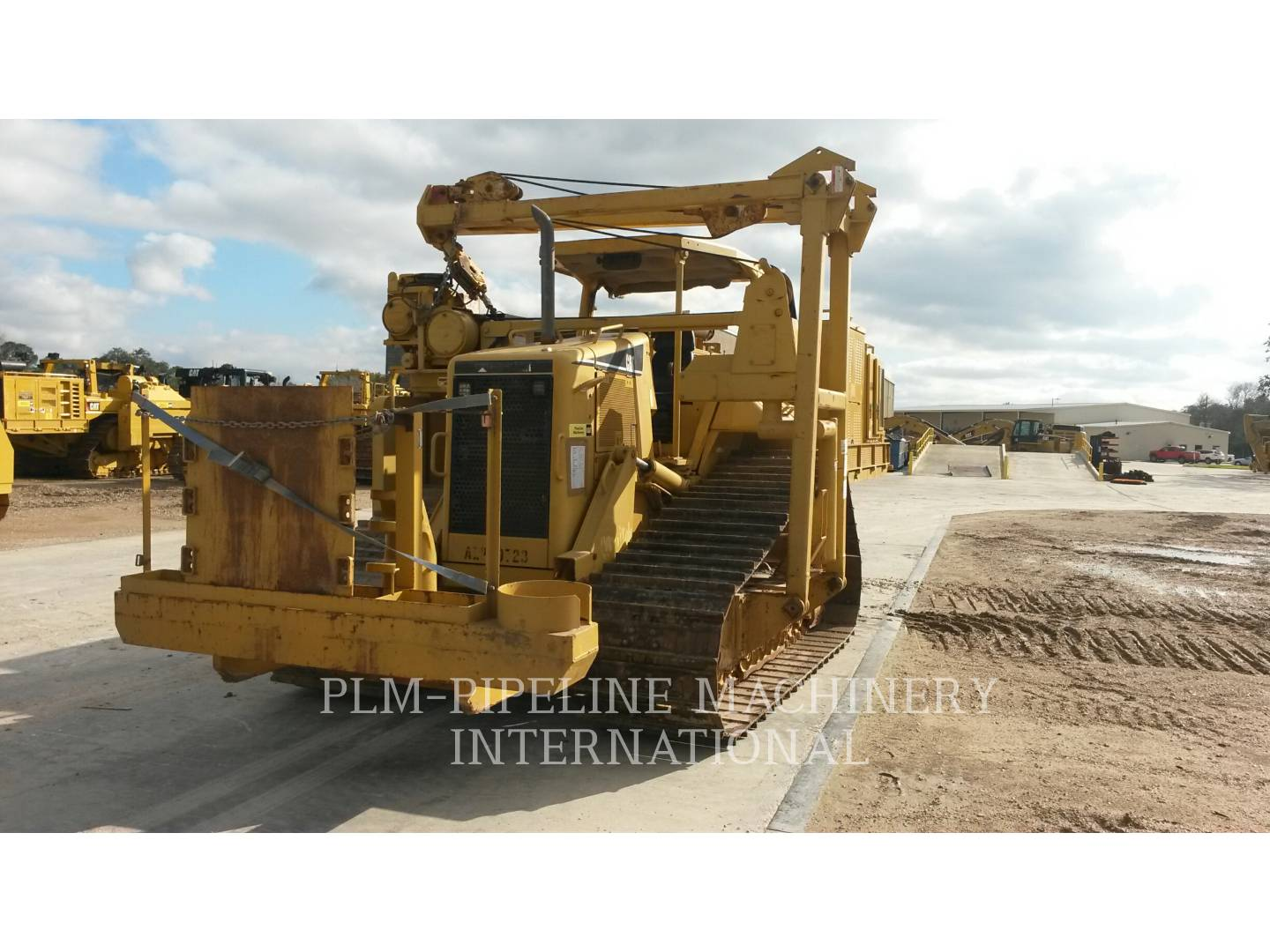 2006 Used CATERPILLAR D6NLGP