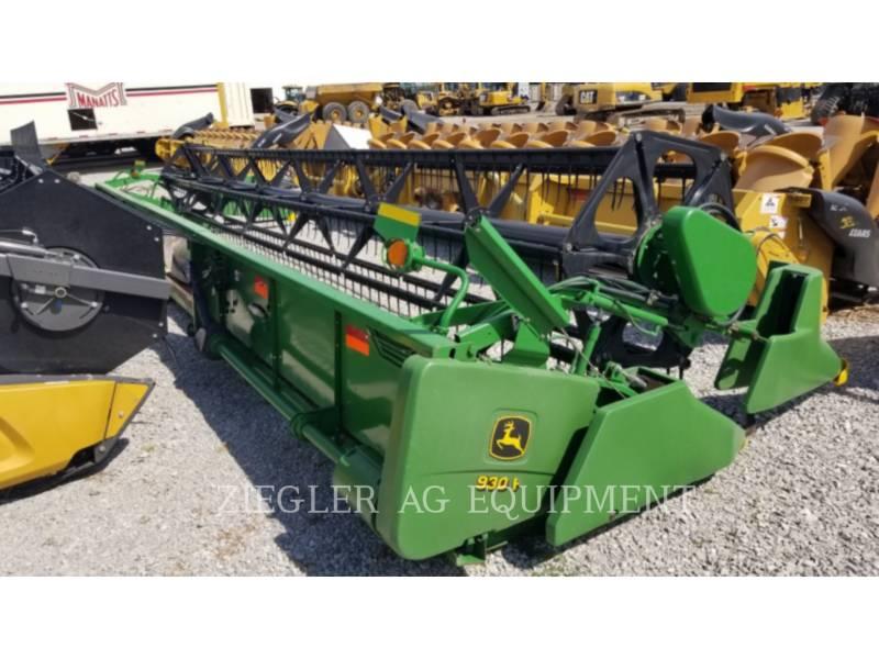 DEERE & CO. HEADERS 930F equipment  photo 6