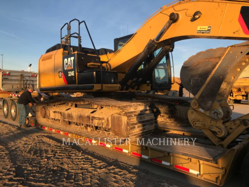 CATERPILLAR TRACK EXCAVATORS 324EL equipment  photo 2
