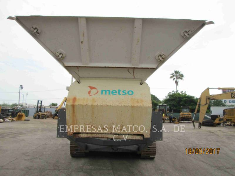 METSO TRITURADORAS LT200 equipment  photo 8