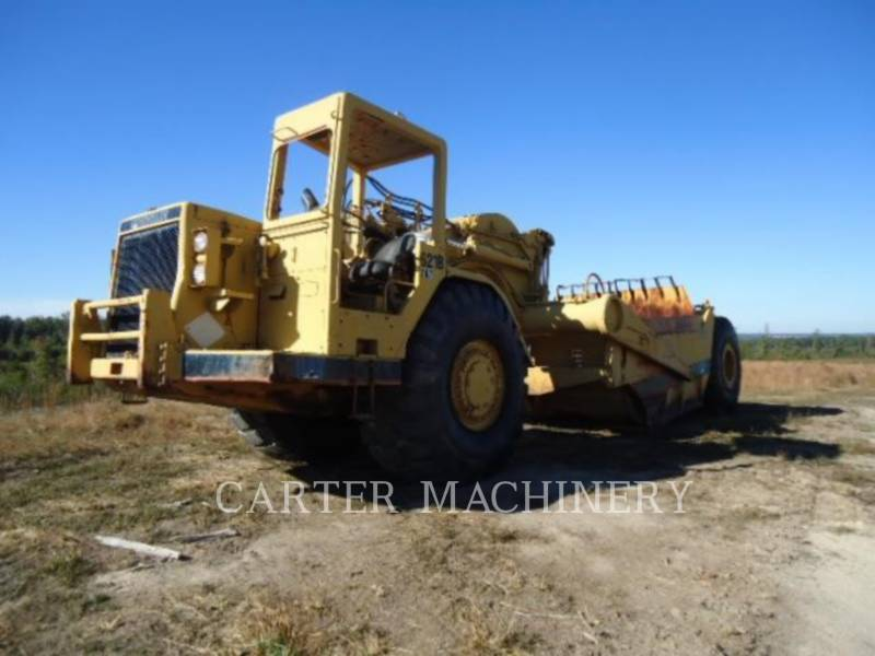 Caterpillar TRACTOARE-SCREPERE CU ROŢI 621B equipment  photo 4