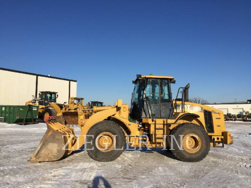 CATERPILLAR WHEEL LOADERS/INTEGRATED TOOLCARRIERS 950HSW equipment  photo 3
