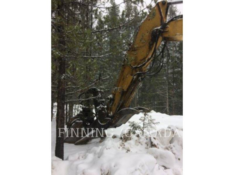 JOHN DEERE FORESTAL - EXCAVADORA 590D equipment  photo 4