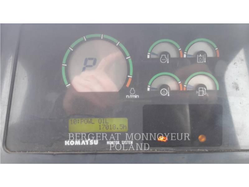 KOMATSU 農業用トラクタ D61P X15 equipment  photo 12