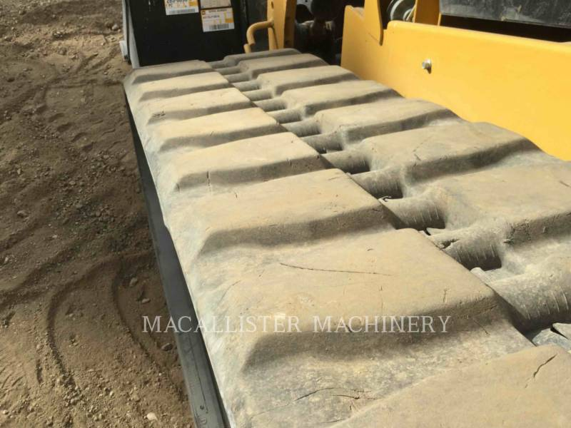 CATERPILLAR CARGADORES MULTITERRENO 279D equipment  photo 21