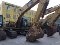 CATERPILLAR KETTEN-HYDRAULIKBAGGER 329DL  equipment  photo 18