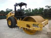 Equipment photo CATERPILLAR CS54B EINZELVIBRATIONSWALZE, GLATTBANDAGE 1