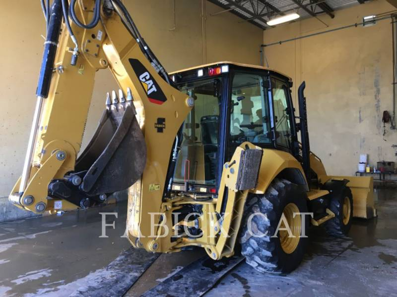CATERPILLAR RETROEXCAVADORAS CARGADORAS 420F2ST equipment  photo 6
