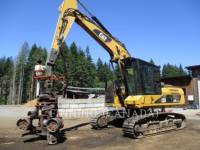 Equipment photo CATERPILLAR 324DFMGF FORESTRY - PROCESSOR 1