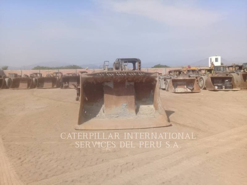 CATERPILLAR CARGADOR PARA MINERÍA SUBTERRÁNEA R 1600 H equipment  photo 6