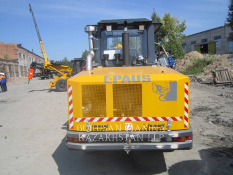 PAUS WHEEL LOADERS/INTEGRATED TOOLCARRIERS PAUS-RL-852 TSL2.4 equipment  photo 17