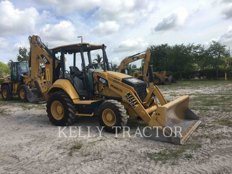 CATERPILLAR BACKHOE LOADERS 415F2ST equipment  photo 7