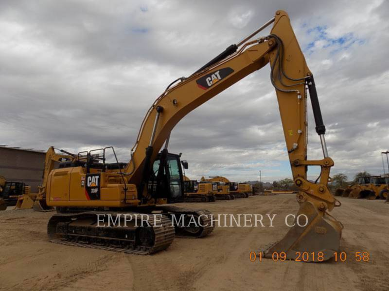 CATERPILLAR トラック油圧ショベル 336FL    P equipment  photo 1