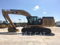 Equipment photo CATERPILLAR 349FL TRACK EXCAVATORS 1