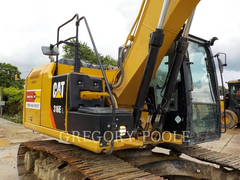 CATERPILLAR トラック油圧ショベル 316E L equipment  photo 5