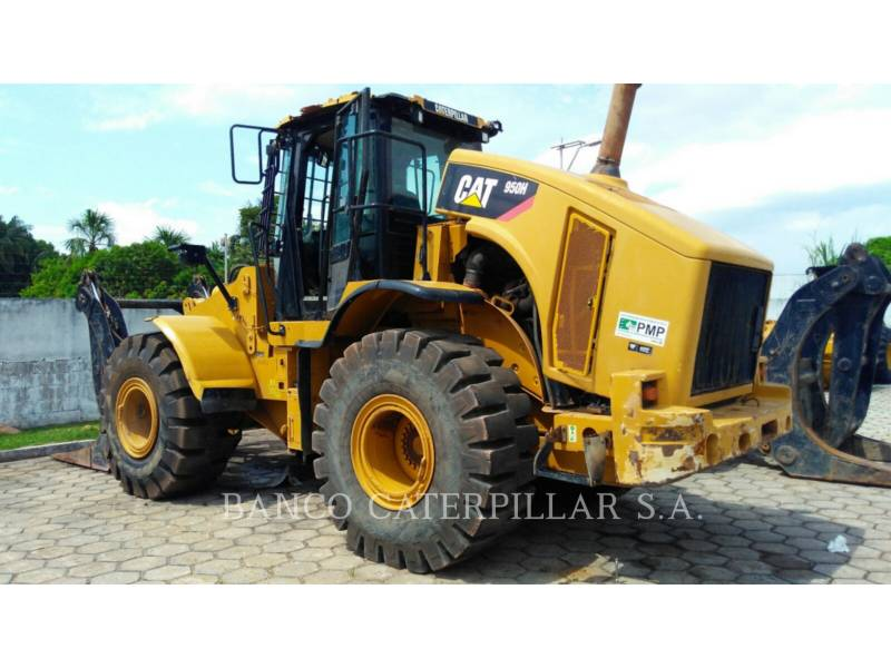 CATERPILLAR PALE GOMMATE/PALE GOMMATE MULTIUSO 950H equipment  photo 4