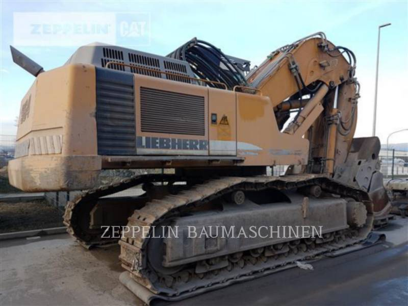 LIEBHERR KOPARKI GĄSIENICOWE R964BHD equipment  photo 2