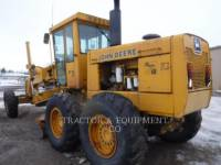 JOHN DEERE NIVELEUSES 772BH equipment  photo 5