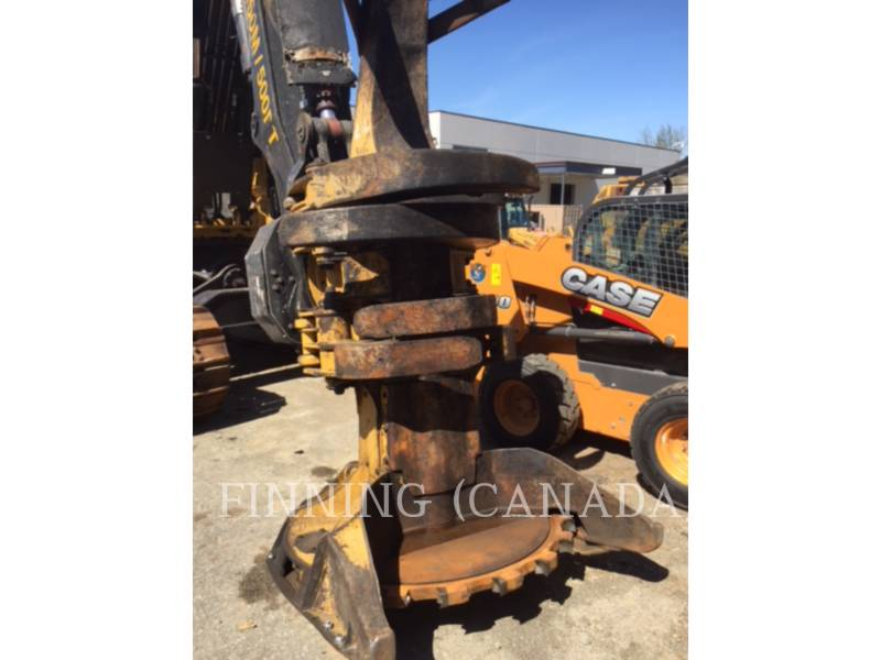 TIGERCAT FORESTRY - FELLER BUNCHERS - TRACK L870C equipment  photo 3