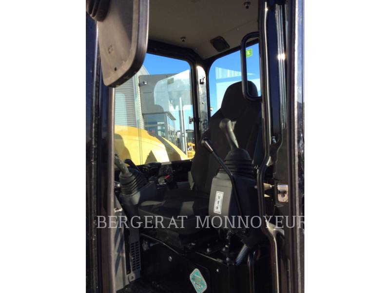 CATERPILLAR TRACK EXCAVATORS 303.5E CR equipment  photo 11