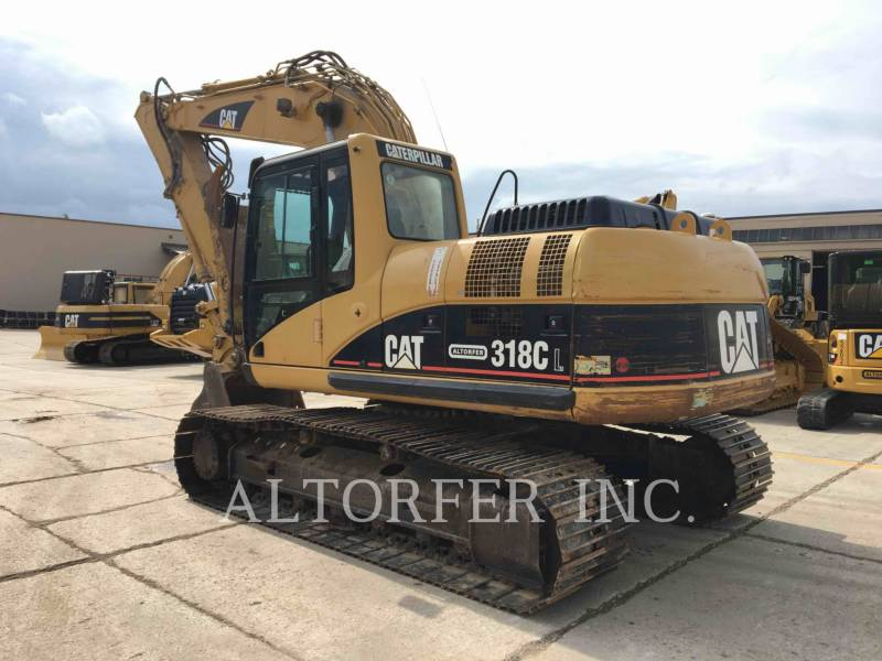 CATERPILLAR EXCAVADORAS DE CADENAS 318CL equipment  photo 7