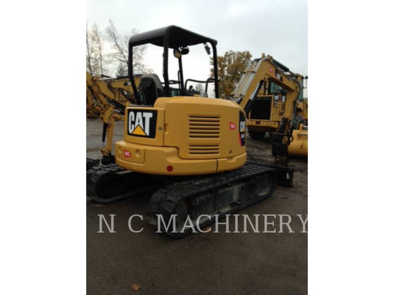 CATERPILLAR TRACK EXCAVATORS 305.5ECRCN equipment  photo 2