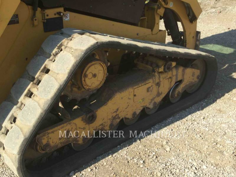 CATERPILLAR CARGADORES MULTITERRENO 279D equipment  photo 23