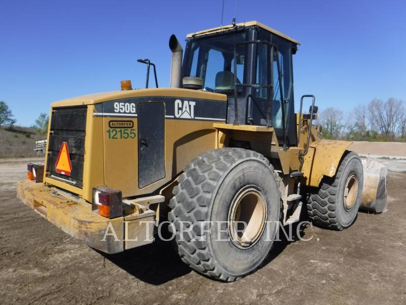 CATERPILLAR WHEEL LOADERS/INTEGRATED TOOLCARRIERS 950G SW equipment  photo 3