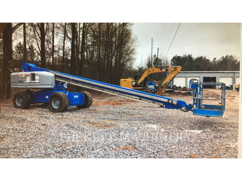 GENIE INDUSTRIES PIATTAFORME AEREE S80 equipment  photo 1