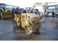 CATERPILLAR EINZELVIBRATIONSWALZE, ASPHALT CC24 equipment  photo 5