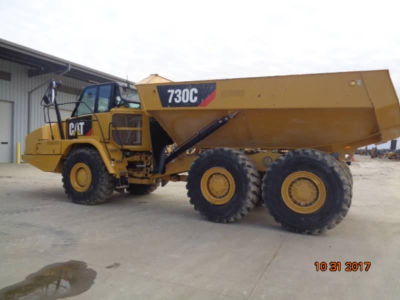 CATERPILLAR アーティキュレートトラック 730C equipment  photo 8