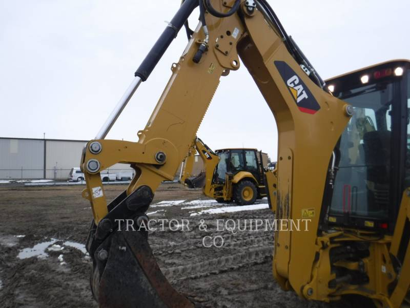 CATERPILLAR BACKHOE LOADERS 420F24ETCB equipment  photo 8